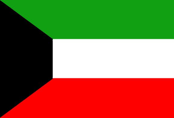 Kuwait best flag in the world. Kuwait desk flags. Kuwait ...